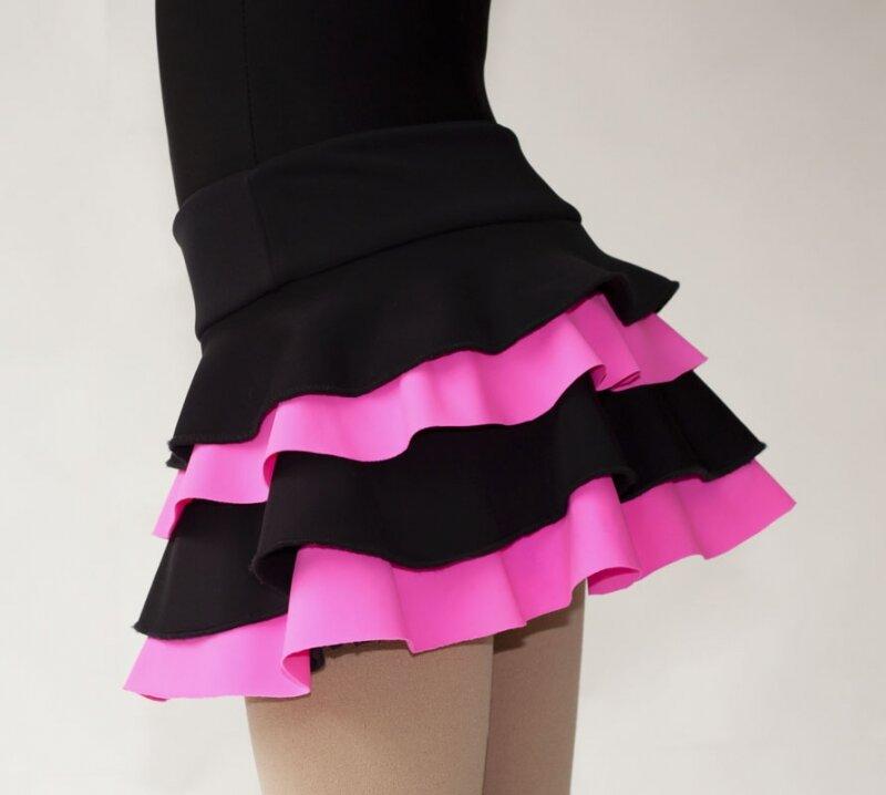 Сшить юбку ламбаду для девочки 281
