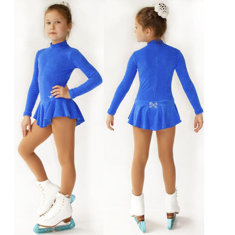 Костюмы платья для фигурного катания