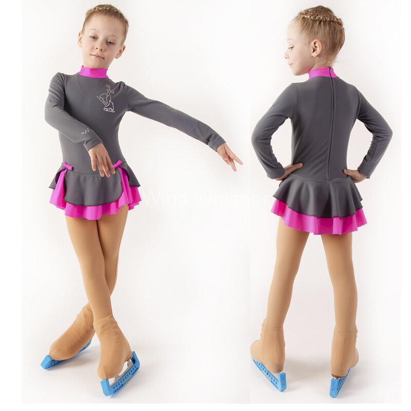 Форма для фигурного катания для девочки