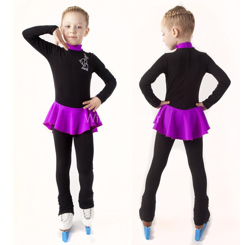 Сшить костюм для фигурного катания для девочки своими руками 64
