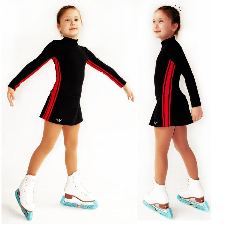 Купить Платье Тренировочное Для Фигурного Катания